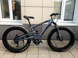 Велосипеды - Фэтбайк Fatbike 2 подвес, 0