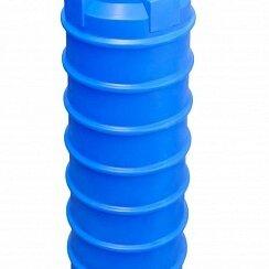Баки - Пластиковая емкость объемом 500 литров. Верткальная. Узкая, 0