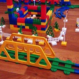 Детские железные дороги - Железная дорога Bauer, 505 элементов, 0