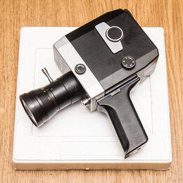Видеокамеры - Кинокамера пленочная Кварц 1*8С-2 Новая, в…, 0