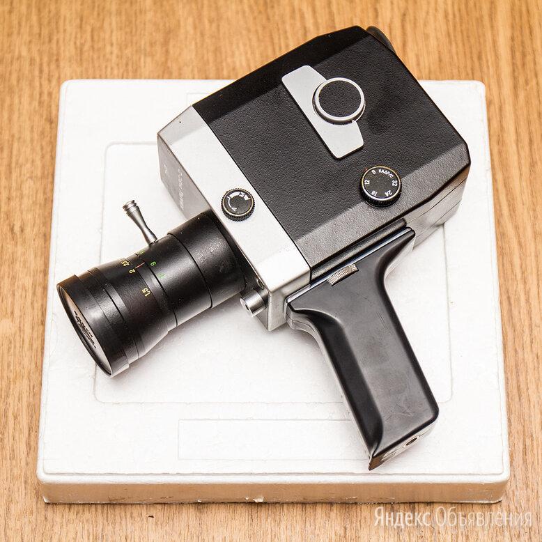 Кинокамера пленочная Кварц 1*8С-2 Новая, в идеальном состоянии, полный комплект по цене 3000₽ - Видеокамеры, фото 0