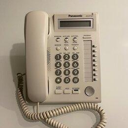 Системные телефоны - Panasonic DT321 - Цифровой системный телефон. Белый, в наличии, 0