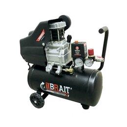 Воздушные компрессоры - Компрессор воздушный масляный Brait КМ-1500/24, 0