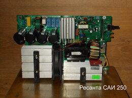 Сварочные аппараты - Сварочный инвертор РЕСАНТА 250, плата, 0