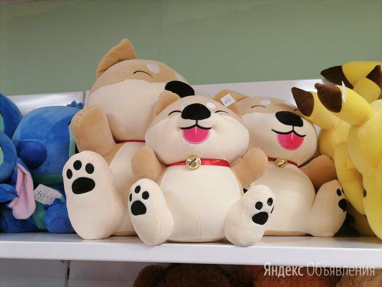 Собака корги  по цене 650₽ - Мягкие игрушки, фото 0