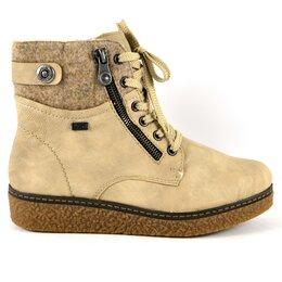 Ботинки - Ботинки зимние женские Rieker Y4034-60 размер 38, 0