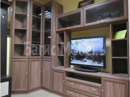 Комплектующие - Угловая стенка под телевизор Гарун 70, 0