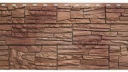 Фасадные панели - Панель Каньон, Техас, 1160х450мм, 0