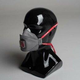 Средства индивидуальной защиты - Респиратор полумаска трехпанельная WALL AIR 99CHK FFP3 NR D, 0