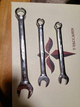 Рожковые, накидные, комбинированные ключи - ключи комбинированые, 0