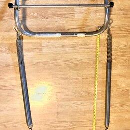 Эспандеры и кистевые тренажеры - Турник с пружинами для тренировки рук, 0
