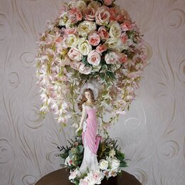 Сувениры - Топиарий- дерево счастья , 0