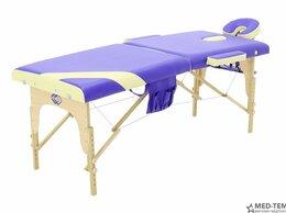 Массажные столы и стулья - Массажный стол JF-AY01 (2-х секционный) купить…, 0