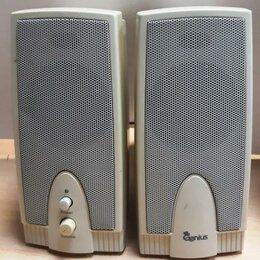 Компьютерная акустика - Колонки музыкальные для компьютера, 0