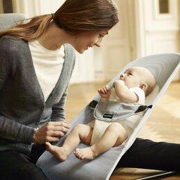 Качели, шезлонги - Кресло-шезлонг BabyBjorn Balance Soft Air, 0