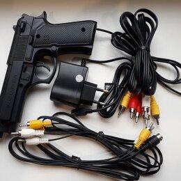 Ретро-консоли и электронные игры - Аксессуары для ретро консолей сега/денди\хами, 0