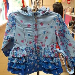 Пальто и плащи - Ветровка летняя для девочки , 0