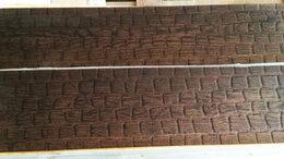 Массивная доска - Паркетная доска Массив дуба браш ширина 180 мм, 0