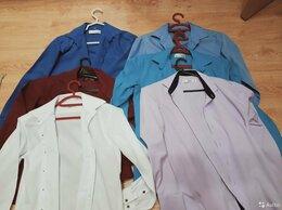 Рубашки - рубашки  цена за весь товар рост 158 см, 0
