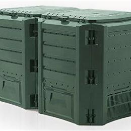 Компостеры - Компостер Module зеленый Prosperplast IKSM800Z-G851, 0