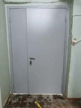 Входные двери - Входная металлическая дверь в тамбур, 0