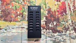 USB-концентраторы - USB концентратор ORICO H1613, 0