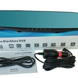 Видеорегистраторы - Видеорегистратор зеркало съемка Full HD 1080р, 0