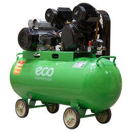 Воздушные компрессоры - ECO Компрессор ременной AE-1005-B1, 0
