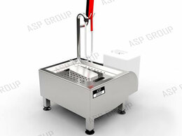 Аппараты для чистки обуви - Станция гигиены обуви (санпропускник) ASP-L-01, 0