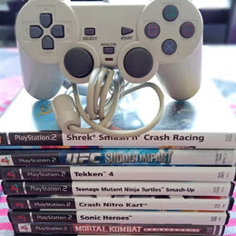 Игры для приставок и ПК - Sony PlayStation 2 игры, 0