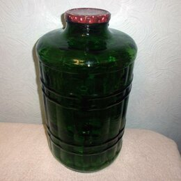 Шейкеры и бутылки - Бутыль винная 15 литров, 0