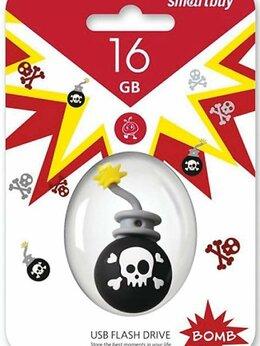 USB Flash drive - Флешка (USB Flash) Smart Buy 16 Gb Бомба, черный, 0