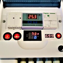 Грили, мангалы, коптильни - Автоматика для коптильни с таймером и нагнетателем, 0