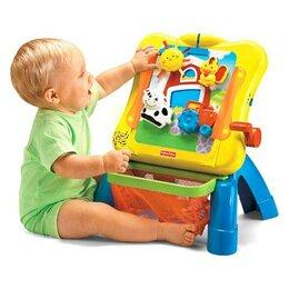 Развивающие игрушки - Развивающий центр магниты, 0