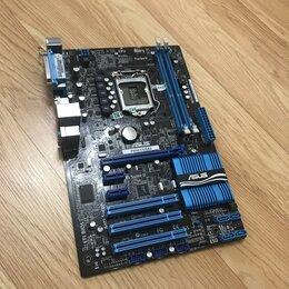 Материнские платы - Asus P8H61/USB3 (1155), 0