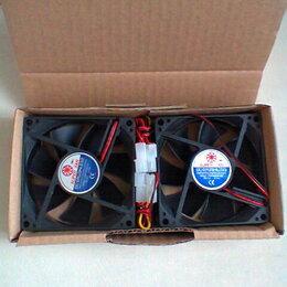 Кулеры и системы охлаждения - Кулер Super Fan DC Brushless SDF8025M12S новый , 0