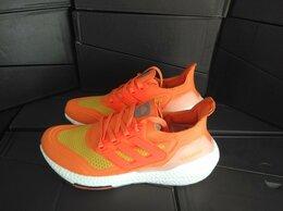 Кроссовки и кеды - Adidas Ultraboost 21 Orange, 0