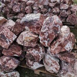 Садовые дорожки и покрытия - Декоративный розовый бутовый камень для…, 0