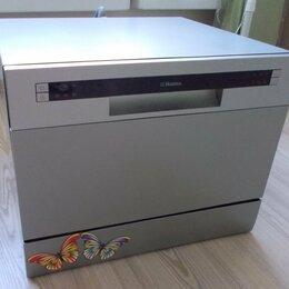 Посудомоечные машины - Компактная посудомоечная машина Hansa ZWM536SH, 0
