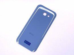 Корпусные детали - Задняя крышка SAMSUNG Galaxy A5 2017 (A520F) Blue, 0
