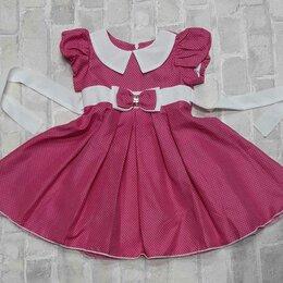 Платья и сарафаны - Платье для девочки новое, 0