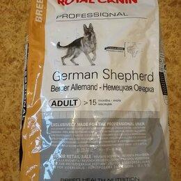 Корма  - Корм для немецкой овчарки 16 кг royal canin, 0