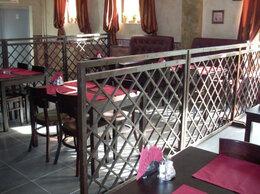 Мебель для учреждений - Перегородки для баров, ресторанов, летних кафе, 0