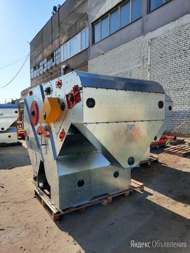 Машина предварительной очистки семян МПО по цене 300000₽ - Лабораторное и испытательное оборудование, фото 0