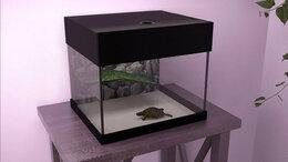 Аквариумы, террариумы, тумбы - Аквариум для черепахи, 0