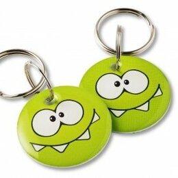 Ключи и брелоки - дубликаты домофонных ключей, 0