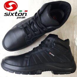 Ботинки - 🇮🇹 Sixton Peak (Италия) 42 размер Новые ботинки, 0