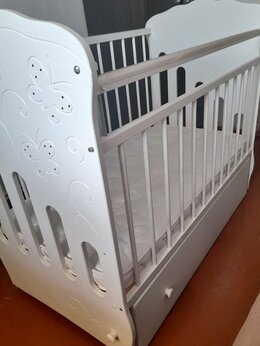Кроватки - Продам детскую кроватку в хорошем…, 0