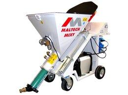 Инструменты для нанесения строительных смесей - Штукатурная станция Maltech mixy 220в, 0