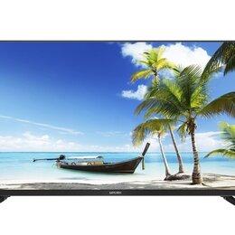 Телевизоры - Телевизор Centek CT-8232 Slim, 0